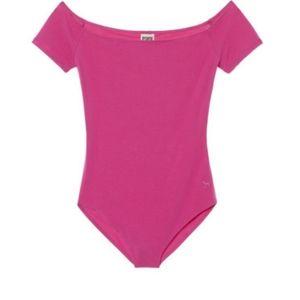 PINK Victoria's Secret Bodysuit